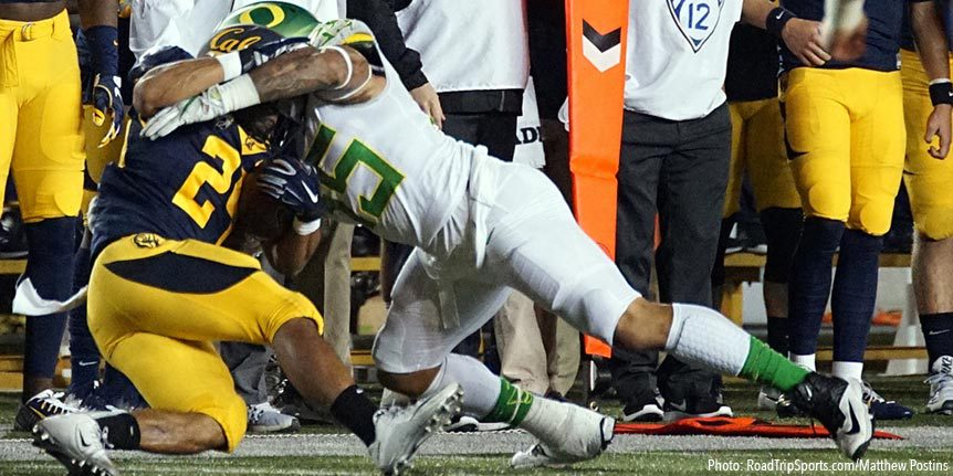 Oregon 3-4 Defense