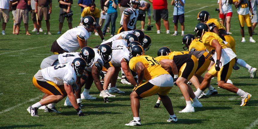 Shovel Pass - Pittsburgh Steelers