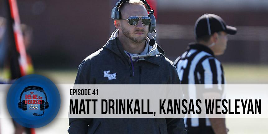 Matt Drinkall - Inside The Headset - Podcast - WP