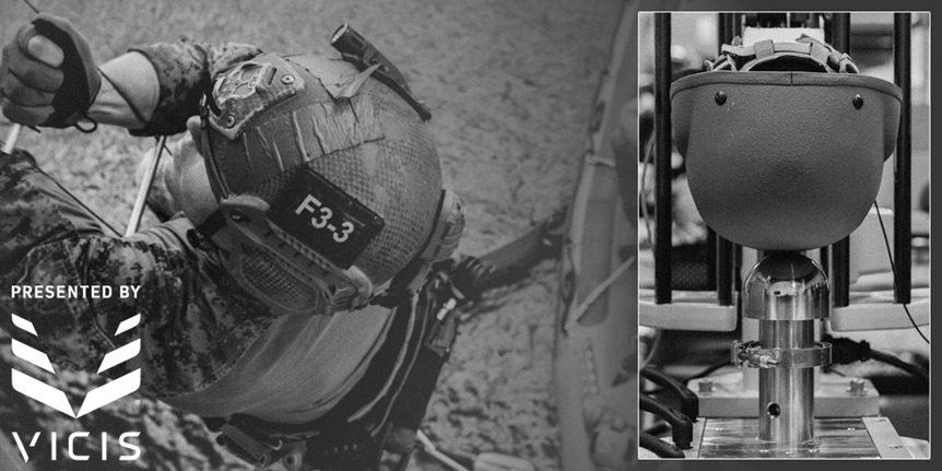 VICIS War-Fighter Helmet