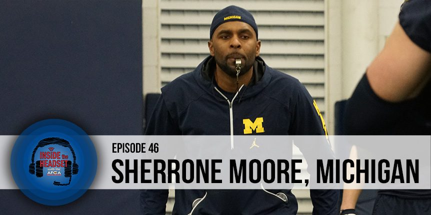 046 Inside The Headset - Sherrone Moore - Article