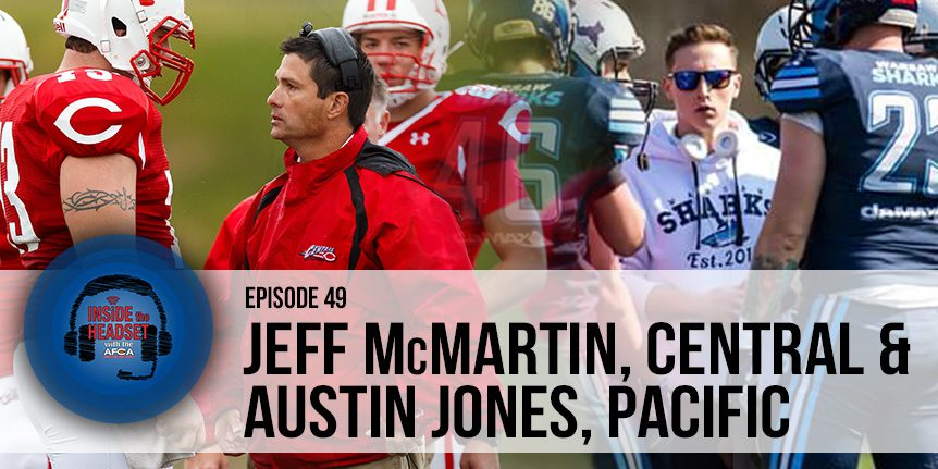 Inside The Headset - Jeff McMartin, Austin Jones - WP