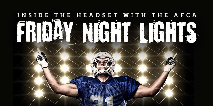 Friday Night Lights, Inside the Headset, Keller High School, Podcast, WP