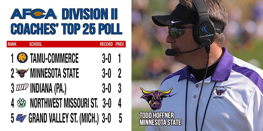 D2 Coaches Poll - Minnesota State - WP