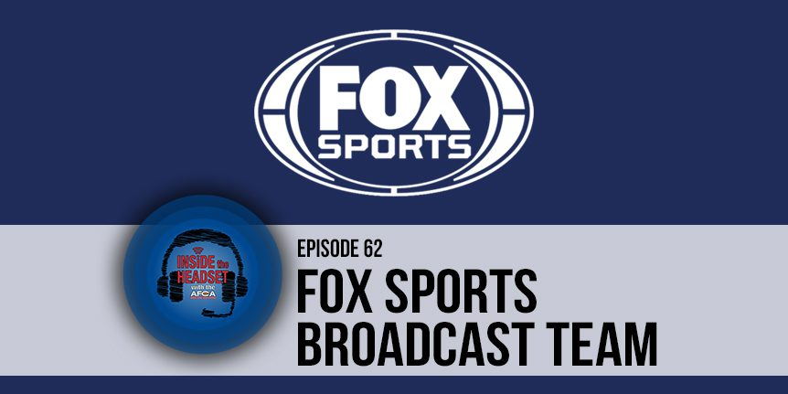 062 Inside The Headset - Fox Sports - WP