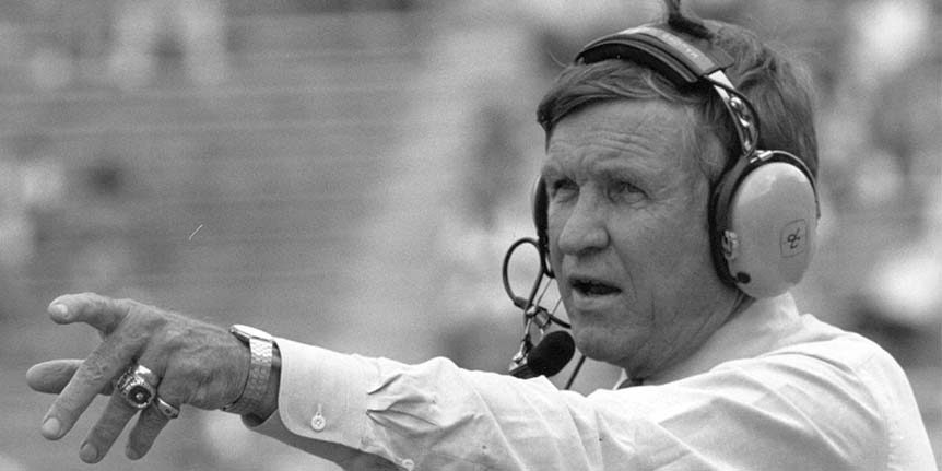 Johnny Majors - With With Kicking - Tech Manual - WP