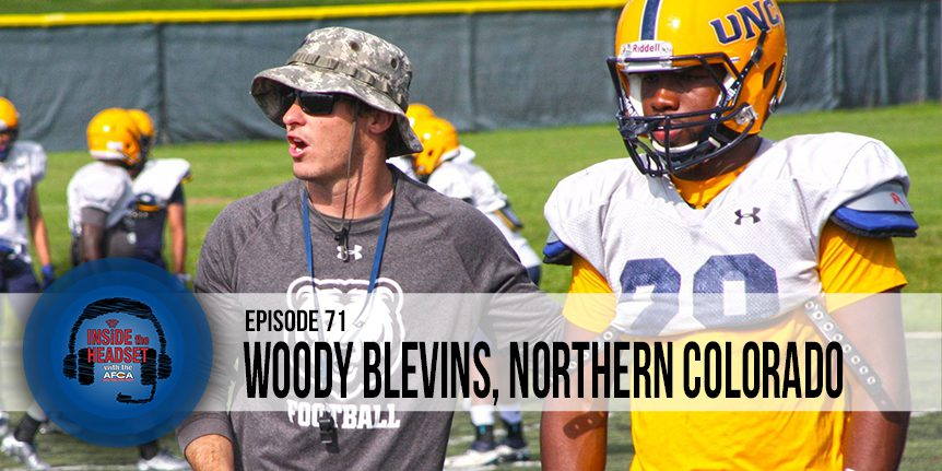 Inside The Headset - Woody Blevins - WP