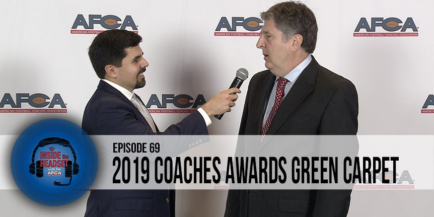 Inside The Headset - Coaches Awards Green Carpet 69 - WP
