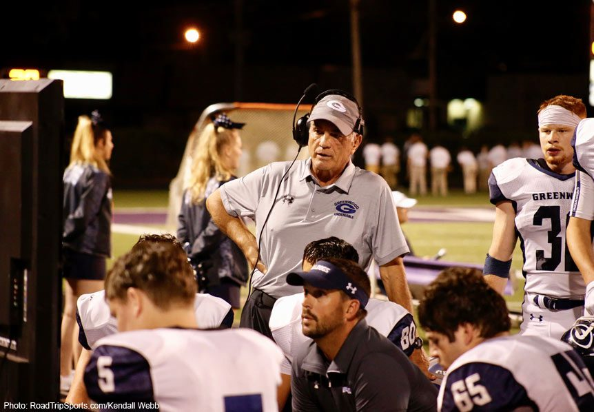 Greenwood's Rick Jones: AFCA Power Of Influence Award