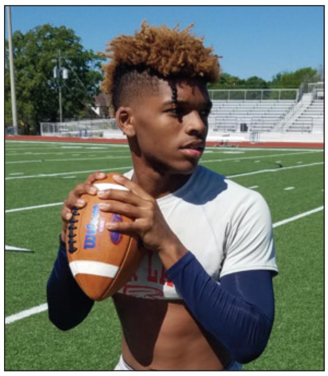Developing Your Quarterback, Jermaine Alfred - Pocket Posture