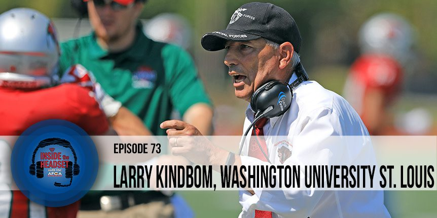 Inside The Headset - Larry Kindbom - WP