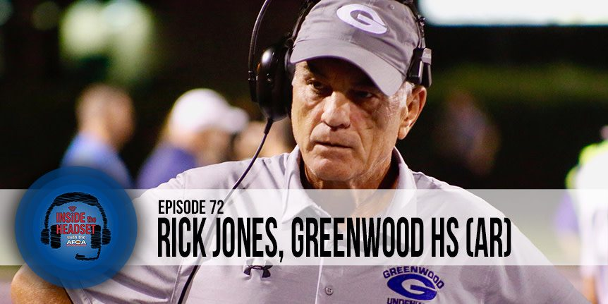 Inside The Headset - Rick Jones - EP 72 - WP