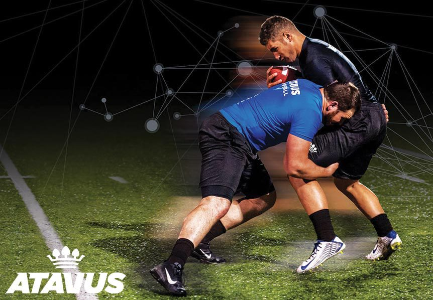Atavus Shoulder-Led Tackling System