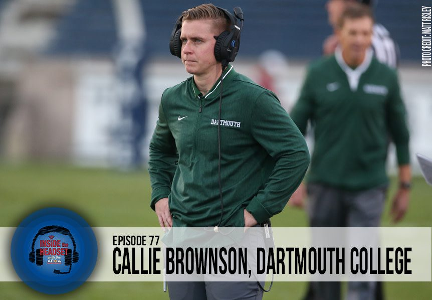 Inside The Headset - Callie Brownson Dartmouth - WP