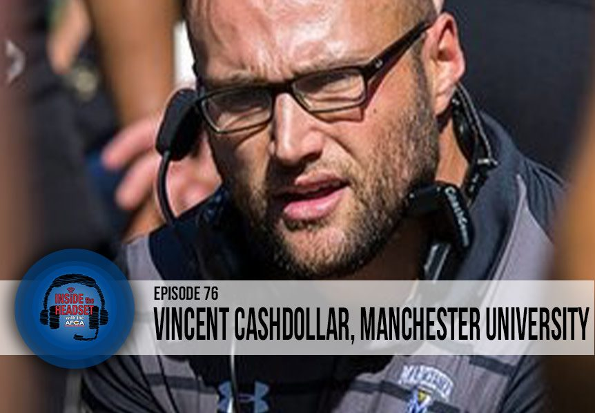 Vincent Cashdollar - Inside The Headset - Podcast - WP