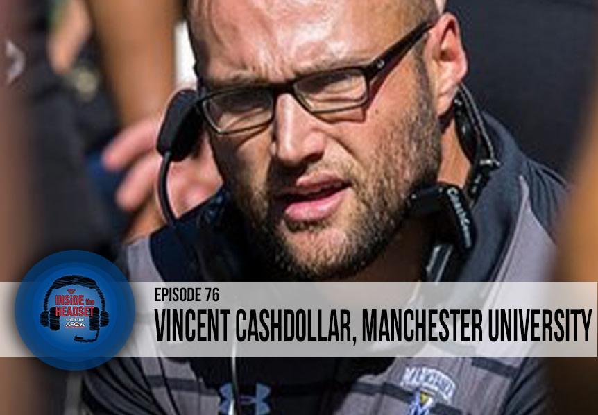 Vincent Cashdollar - Inside The Headset - Podcast - WP
