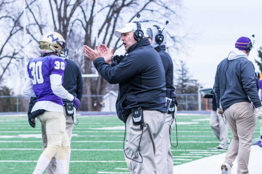 Steve Helminiak - Loras College - Offensive Tackle Pass Protection - WP