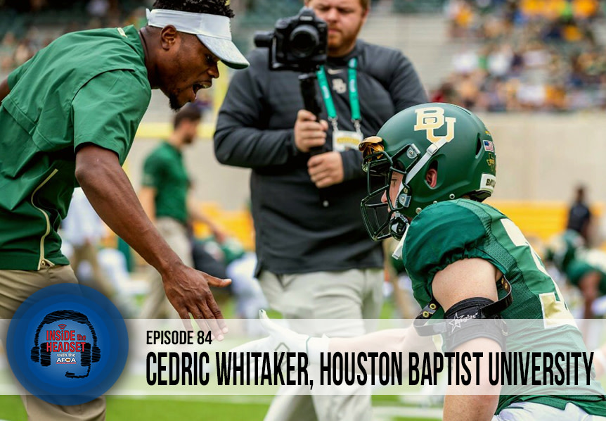 Inside The Headset - Cedric Whitaker - Podcast - WP