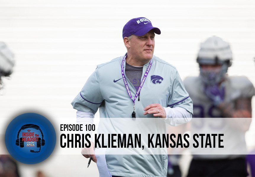 Inside The Headset - Podcast - Chirs Klieman - WP