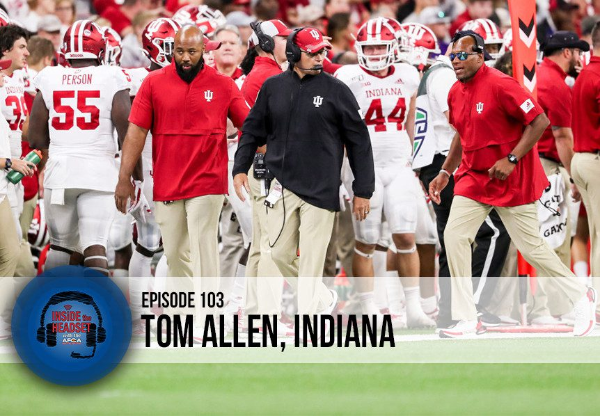 Inside The Headset - Podcast - Tom Allen