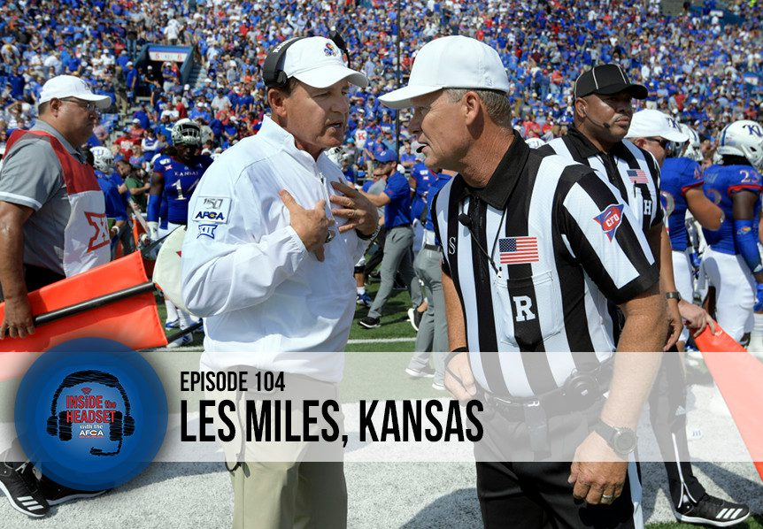 Inside The Headset - Podcast - Les Miles - WP