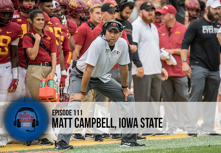Podcast - Inside The Headset - Matt Campbell - WP
