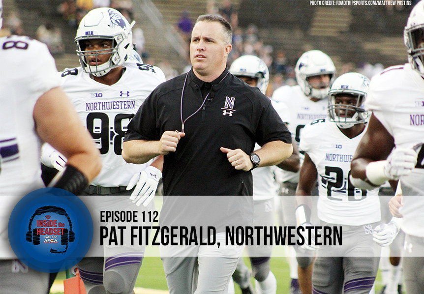 Inside The Headset - Podcast - Pat Fitzgerald - WP