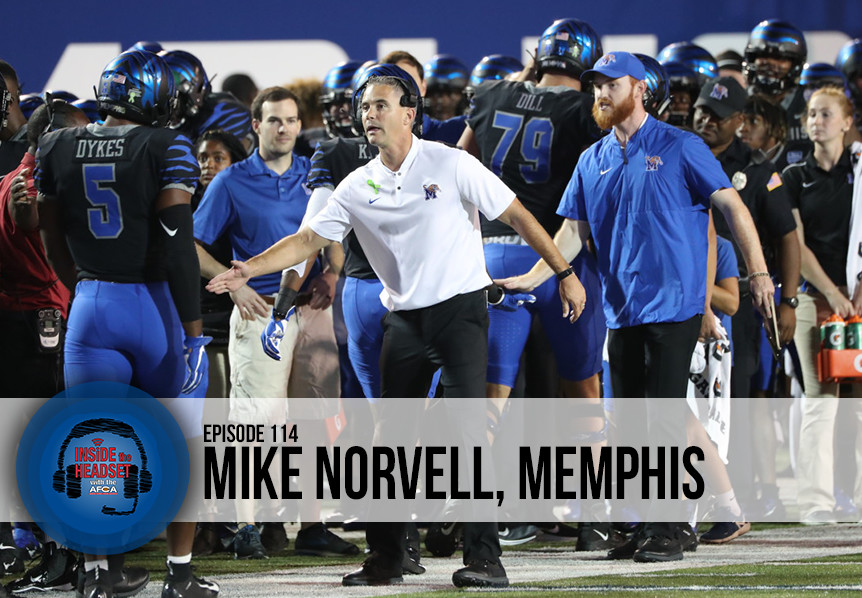 Inside The Headset - Podcast - Mike Norvell - WP