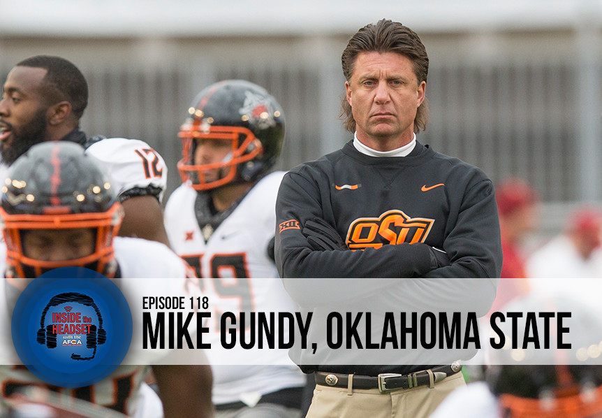Inside The Headset - Podcast - Mike Gundy WP