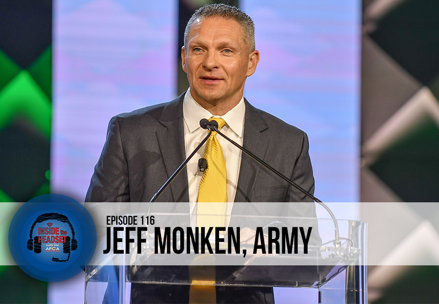 Inside The Headset - Podcast - Jeff Monken - WP