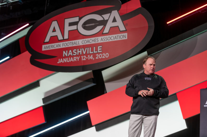 Gary Patterson - AFCA Convention Article
