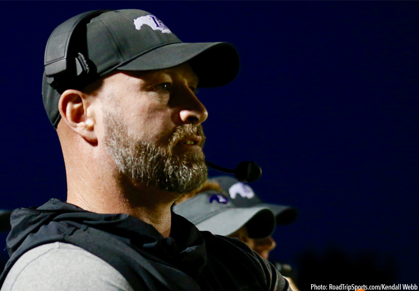 Trent Dilfer, Head Coach, Lipscomb (Tenn.) Academy