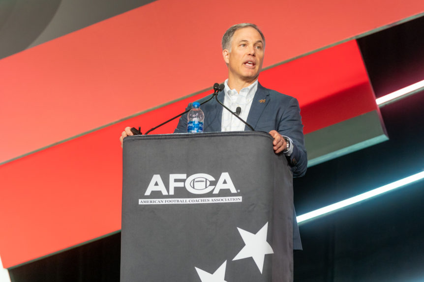 Dave Clawson's Philosophy On How You Should Be Developing A Sustainable Program