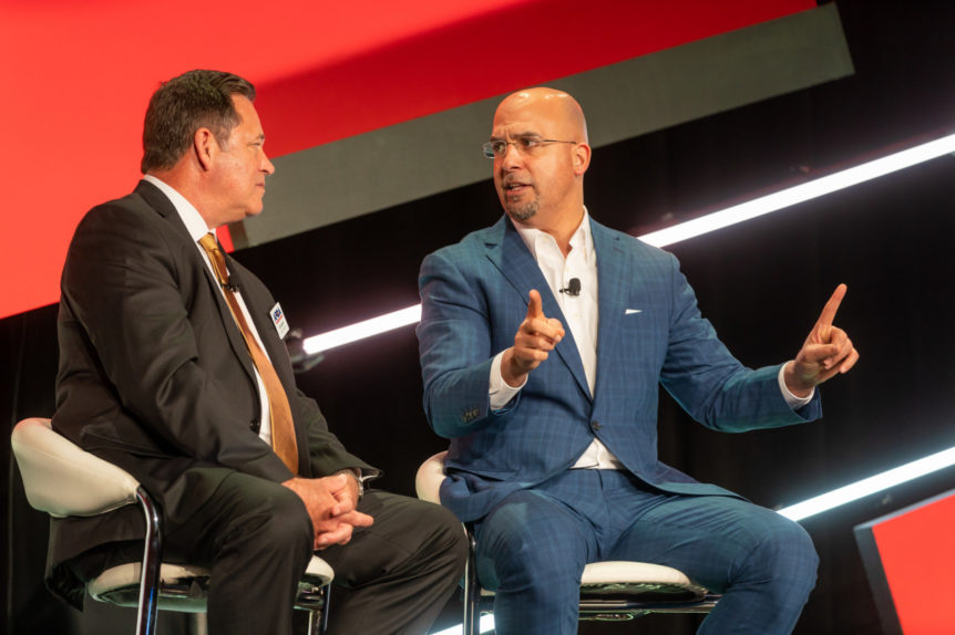 James Franklin - AFCA Convention