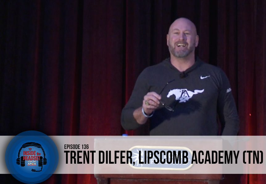 Inside The Headset: Trent Dilfer [PODCAST] - WP