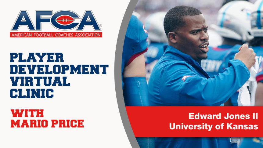 Edward Jones - Player Development - Virtual Clinic