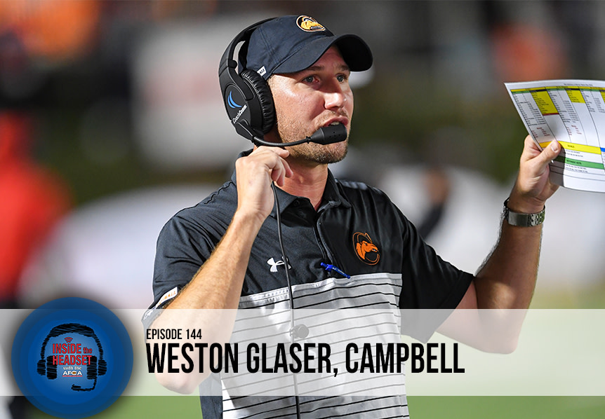 Inside The Headset: Weston Glaser [PODCAST] WP