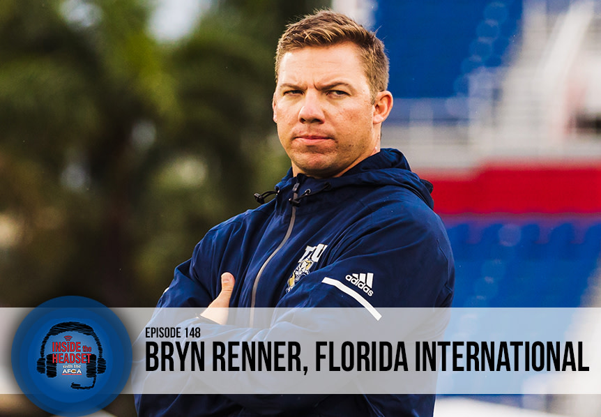 Inside The Headset: Bryn Renner [PODCAST] WP