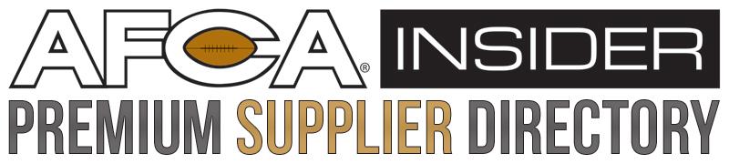 AFCA Insider Premium Supplier Directory