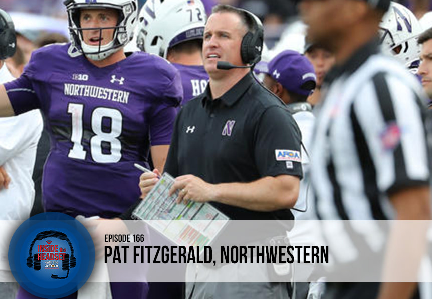 Inside The Headset: Pat Fitzgerald [PODCAST] WP