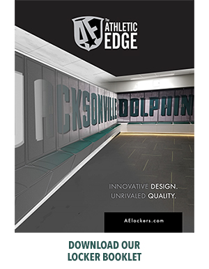 Locker Book from the Athletic Edge