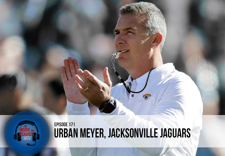 Inside The Headset: Urban Meyer Kickoff Session [PODCAST] WP