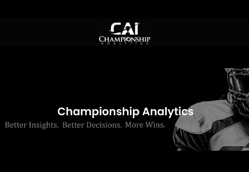 Championship Analytics